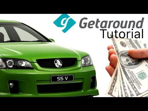 How do you make money with Getaround? How I make $2k w/ Getaround and Turo Rental Carsharing Service