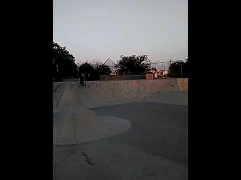 Wasco skatepark spine