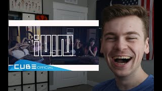 OUR FAN SONG ((여자)아이들((G)I-DLE) - 'i'M THE TREND' Special Clip Reaction)