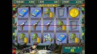 Resident — игровой автомат онлайн
