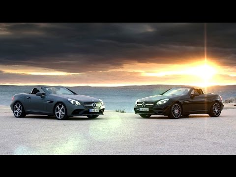 The new SLC – Trailer - Mercedes-Benz original