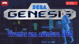 Noche De Sega Genesis | Vivamos Una Aventura SEGA