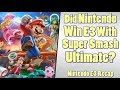 Super Smash Bros Ultimate, Fire Emblem, Super Mario Party - Nintendo E3 Recap