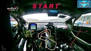 Fastest Blancpain GT Series Brands Hatch onboard lap - LAMBORGHINI HURACAN GT3