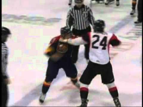 Mitch Bennett vs. Johnny McGuire