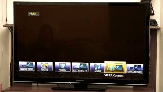 PC_TV - How To Setup Wireless Internet on your Smart TV