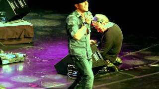 AARON PRITCHETT - LIGHT IT UP - LIVE