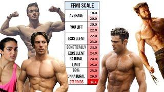 HOW TO SPOT A TRUE NATURAL! | Kinobody, Zac Efron, Wolverine, Marc Fitt | Natural Debate Part III