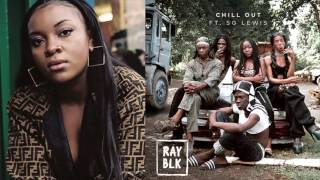 Ray BLK Talks Chill Out Ft. SG Lewis & Performing On Jools Holland Live!