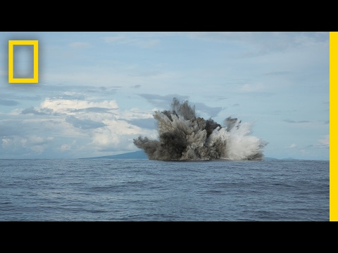 "Robot vs. Volcano: ""Sometimes It's Just Fun to Blow Stuff Up"" – from National Geographic"