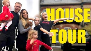 Dad V Girls House Tour! #Ad