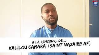 Formation BEF : à la rencontre de Kalilou Camara (Saint Nazaire AF)