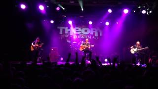 No Surprise - Theory of a Deadman Live