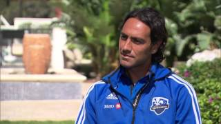 Interview mit Alessandro Nesta