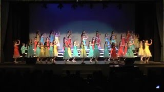"""Luther Burbank Middle School Pop Show 2016 – """"I Love Music"""" 1080Pv2"""