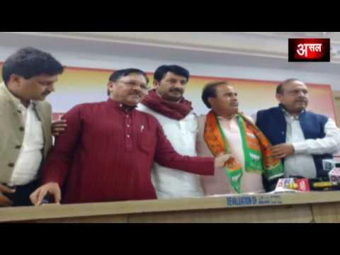 पूर्व AAP विधायक वेदप्रकाश ने Kejriwal' की पोल खोली