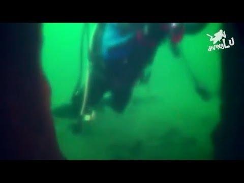 divingLu: Tauchen - Steinbruch Landsberg - Gützer Berg
