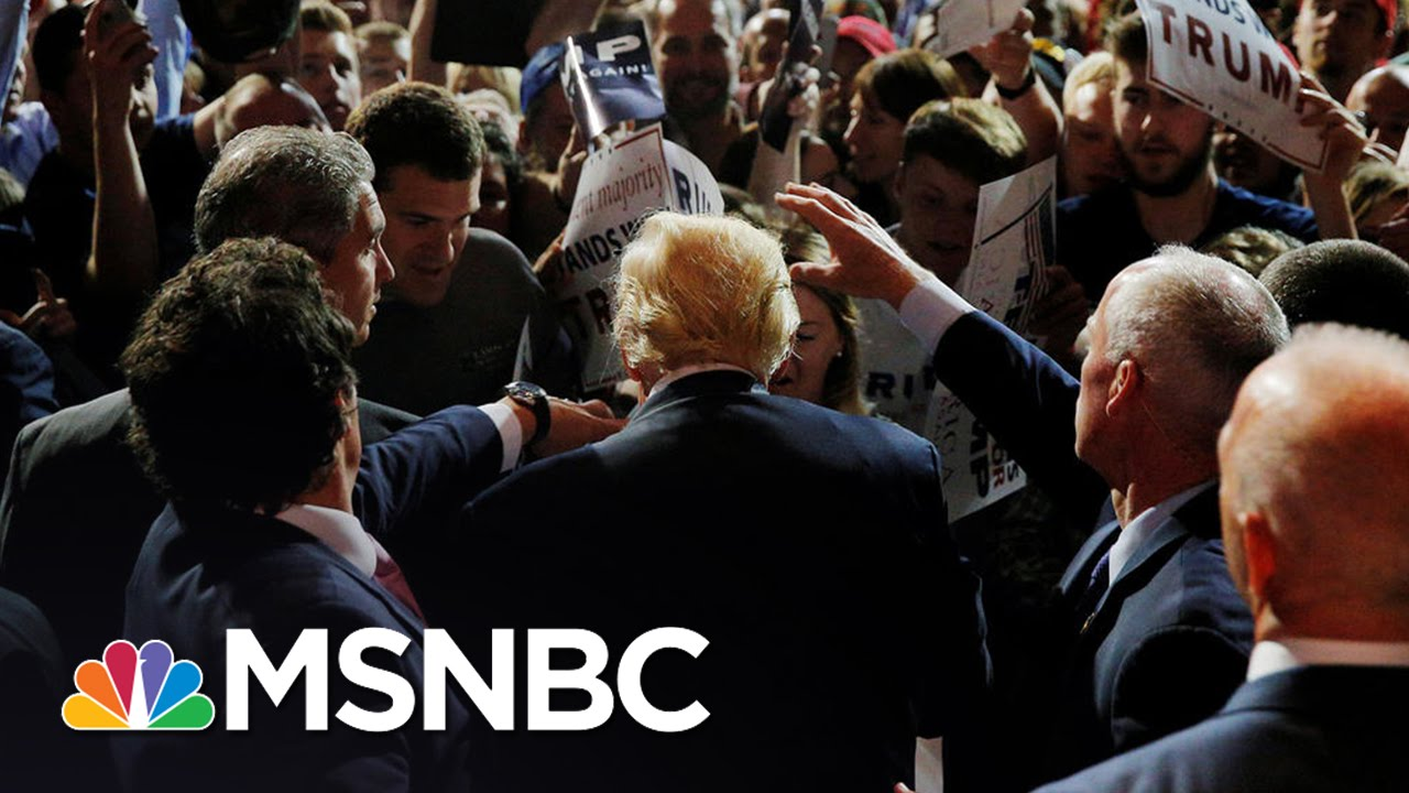 The Khan Family Could Cost Donald Trump The Election | Morning Joe | MSNBC thumbnail