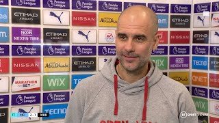 """""""Today was not the day to paint something beautiful"""" Pep praise for West Ham after another City win"""