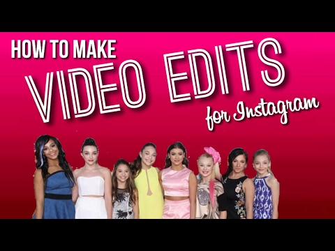 Video Editing 101 // How To Make A Fan Video Edit + 3 COOL
