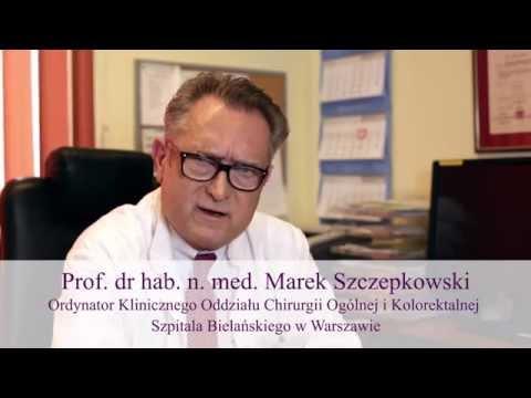 Hemoroidy, polipy leczenie