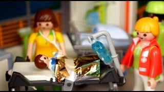 Playmobil Film Deutsch DER UNFALL