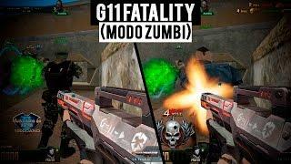 G11 FATALITY  FalandoJogando  Blood Strike