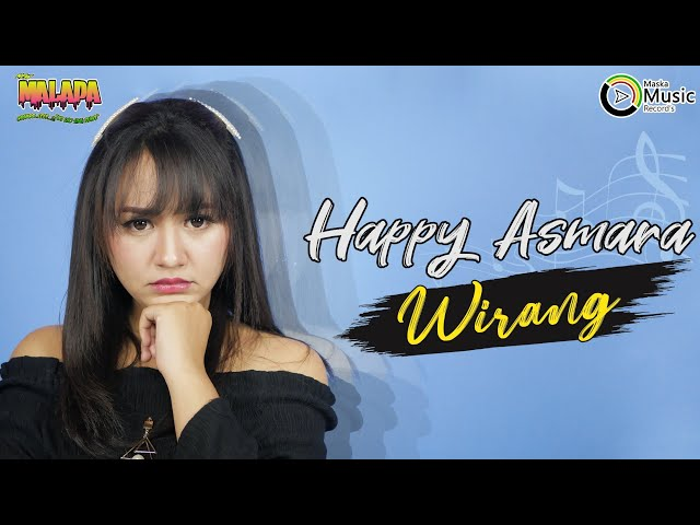 Happy Asmara Wirang Official Music Video