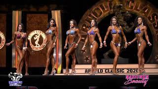 First Call Outs Bikini   Arnold Classic 2020