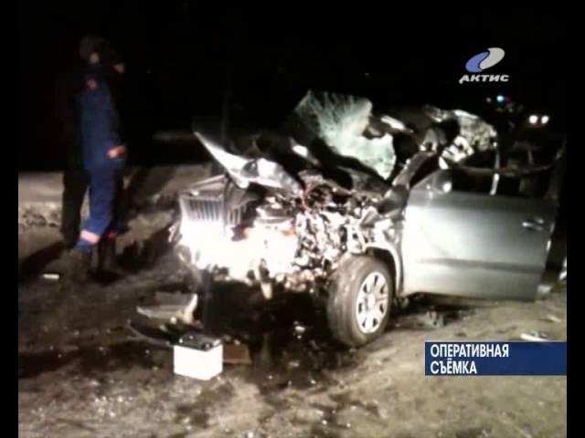 Двое ангарчан стали жертвами аварии