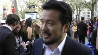 Форсаж (The Fast and the Furious), Justin Lin Interview - Fast and Furious 6 World Premiere