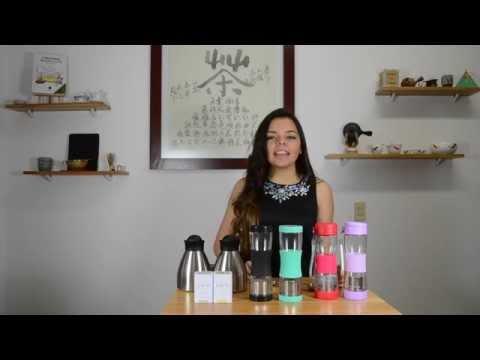 Euro termo y Vaso té - Instrucciones de uso