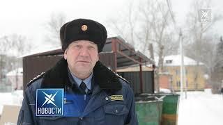 Представители Общественной палаты Воскресенского района и Госадмтехнадзора провели рейд