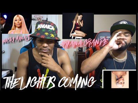 Ariana Grande - the light is coming ft. Nicki Minaj (Official Audio) | FVO Reaction