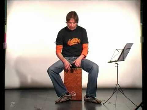 Cajon - percusion