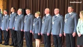 Powołanie nowego Komendanta Miejskiego Policji w Krośnie