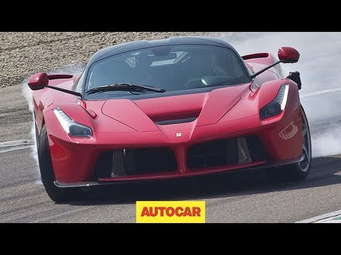 Ferrari LaFerrari review - Maranello's new 950bhp masterpiece tested