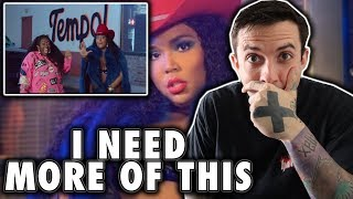 Lizzo   Tempo Ft. Missy Elliot Official Video REACTION
