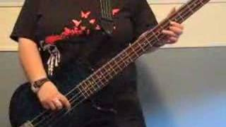 """Kettle's On"" Bass cover"