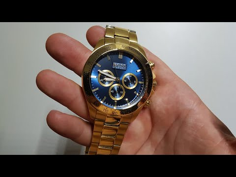 Die Beste ROLEX Daytona Alternative 😱!! | Hugo BOSS HB1513340 | Review | Master King