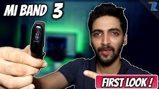 Xiaomi Mi Band 3 India | Unboxing & Impressions