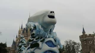 Tokyo Disney 東京迪士尼冰雪奇緣 Frozen 巡遊