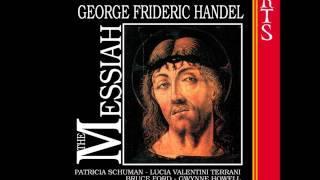 George Frideric Handel: The Messiah; No. 23 Air, He was despised and rejected