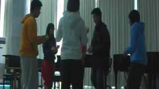 台南藝術大學音樂律動一年級