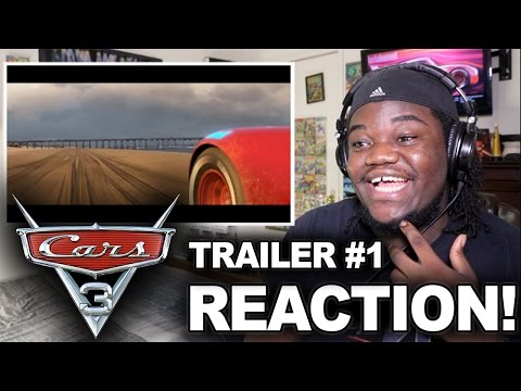 Cars 3 Trailer 1 : REACTION!