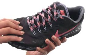 Nike Dual Fusion Trail 2 Women's Running Shoe video