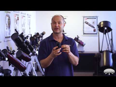 Overview of the Orion 8-24mm Pro Lanthanum Zoom Eyepiece