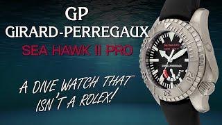 Girard perregaux sea hawk ii pro price