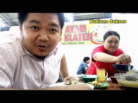 Video Wisata Kuliner Sop Ayam Klaten Klampis featuring Admin Surabaya Kuliner