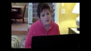 """Susan Smith Sings """"Where Do I Go From Here"""" by Barry Manilow"""